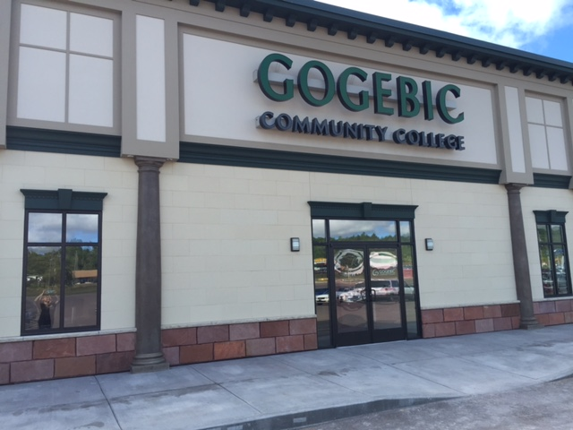 Gogebic Community College Copper Country Center