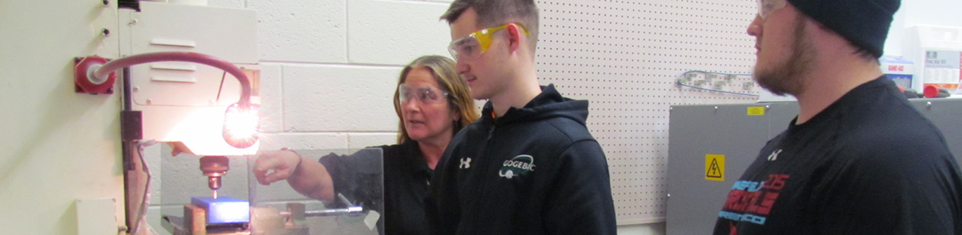 Manufacturing Technology at Gogebic Community College